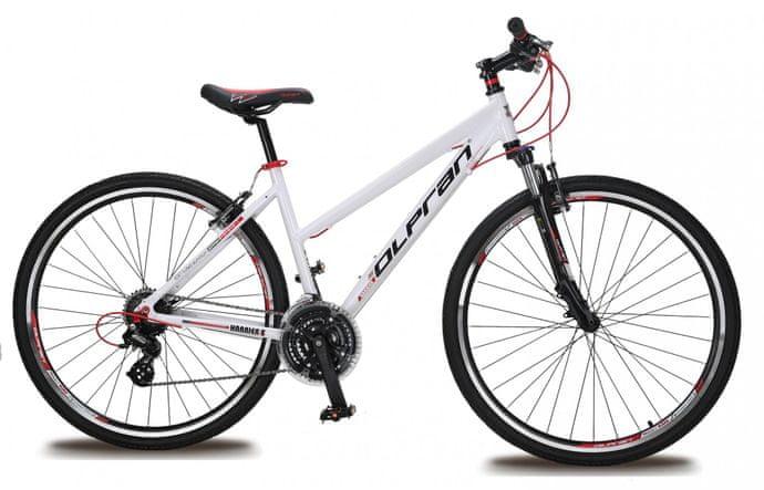 Dámské krosové kolo do lehčího terénu a na cyklostezky