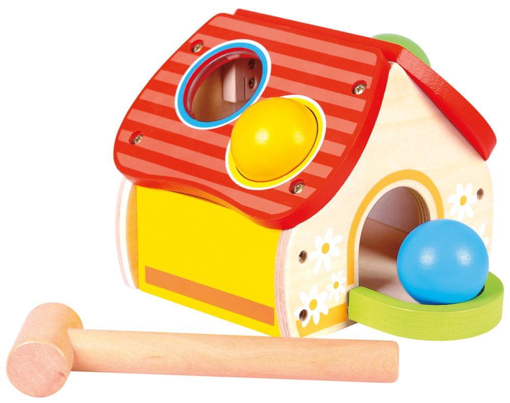 Bino Zatĺkačka domček