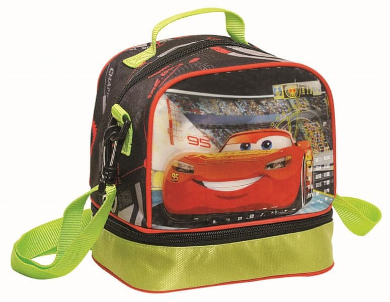 GIM Školní taška na svačinu Cars 3 Movie