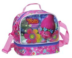 GIM Školská taška na desiatu Trolls