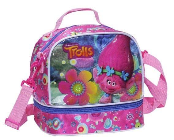 GIM Školní taška na svačinu Trolls