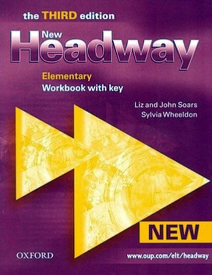 Soars John: New Headway Third Edition Elementary Workbook with Key