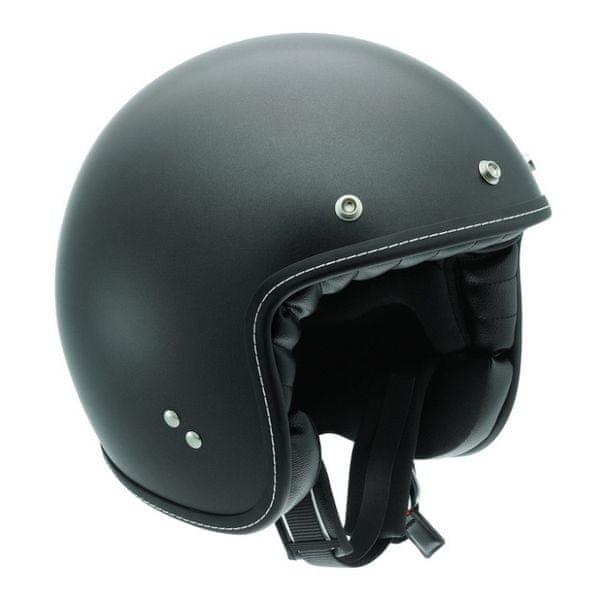 AGV přilba RP60 černá matná + kšilt, vel.XL (61-62cm)