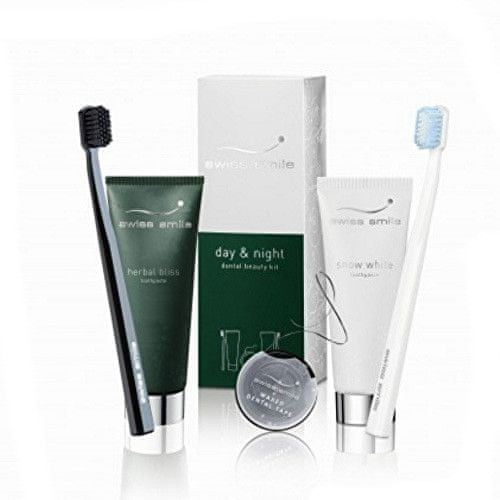 Swiss Smile Dárková sada denní a noční péče Dental Beauty Kit