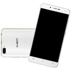 Cubot mobilni telefon Rainbow 2, bijeli + sportske slušalice