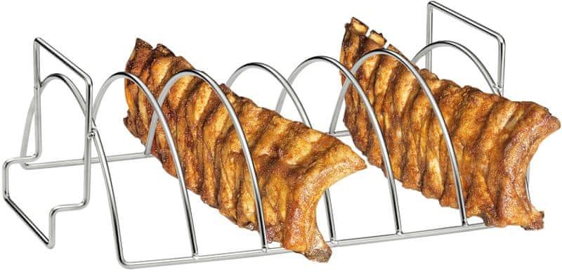 Küchenprofi BBQ košík na žebírka a pečeni