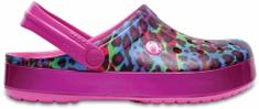 Crocs Buty Crocband Animal II Clog Pink