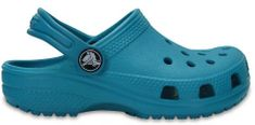 Crocs otroški čevlji Classic Clog, turkizni