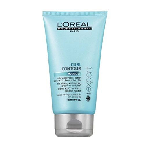 Loreal Professionnel Vyživující a tvarující krém pro kudrnaté vlasy Curl Contour (Hydra Cell Nourishing And Defining Crea