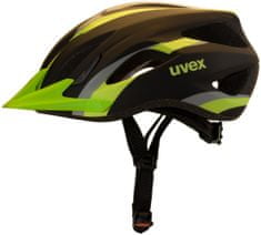 Uvex Viva 2 Black Mat Green (2017)