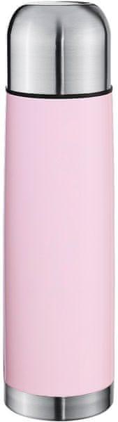 Cilio Termoláhev 500 ml, pastelově růžová