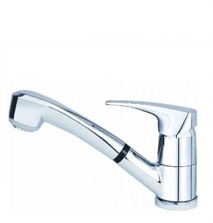 TEKA MB2 MS1 EXT 4097802 króm zuhanyfejes csaptelep