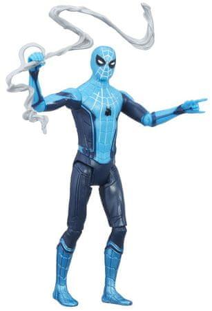Spiderman 15cm figúrka Tech suit Spider Man