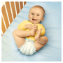 6 - Pampers Pieluchy Active Baby 4+ Maxi - 152 szt.