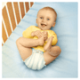 14 - Pampers plenice Active Baby 6 Extra Large, 124 kosov