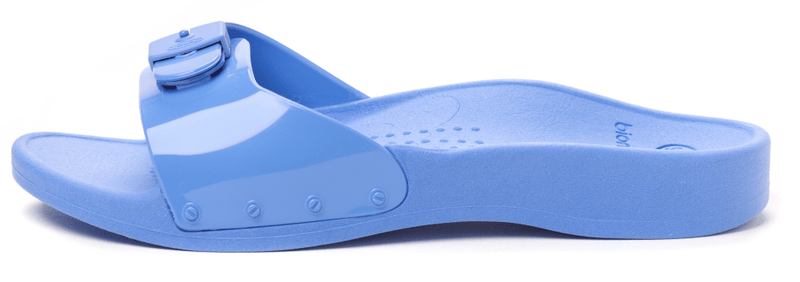 Scholl dámské pantofle Sun 39 modrá
