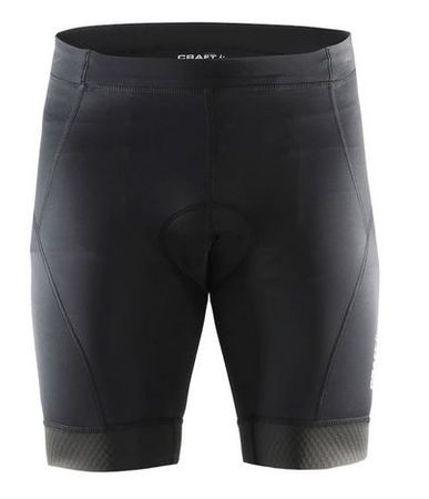 Craft kolesarske hlače, moške, črne, XL