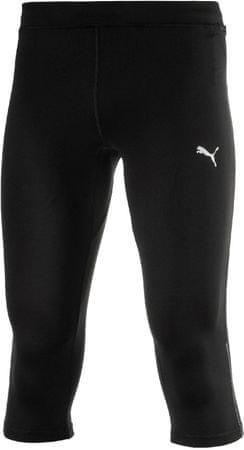 Puma športne 3/4 hlače Core-Run, črne, S