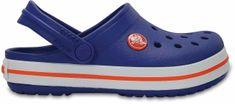 Crocs otroški čevlji Crocband Clog, modri