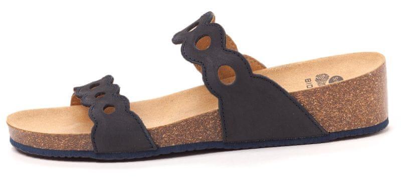 Scholl dámské pantofle Odelia 36 tmavě modrá