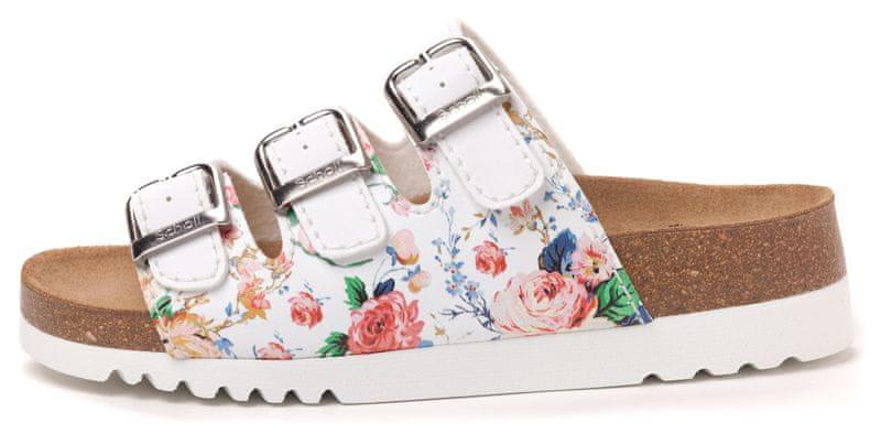 Scholl dámské pantofle Rio 37 bílá