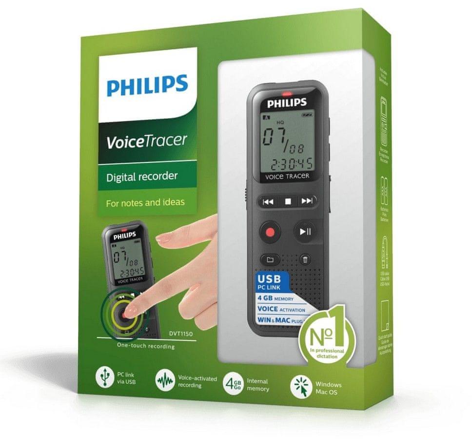 Philips DVT1150
