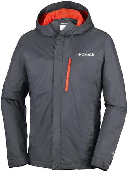 Columbia Pouring Adventure II Jacket Shark L