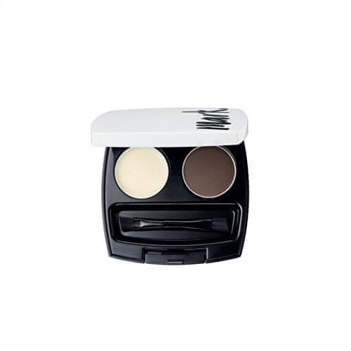 Avon Sada na úpravu obočí Mark (Eye Brown Set) 2,6 g (Odstín Pro brunetky)