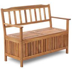 Home&Garden ławka ogrodowa ze skrzynią