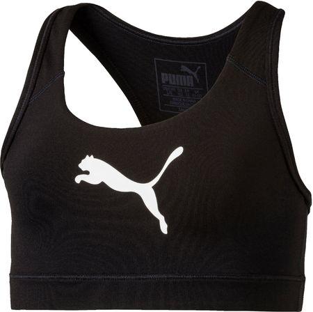Puma dekliški športni modrček Active, črn, 128
