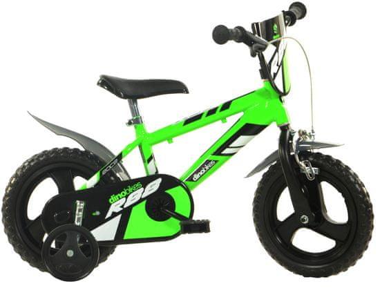 "Dino bikes 12"" zelená"