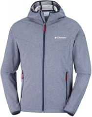 COLUMBIA kurtka softshellowa Heather Canyon Jacket Navy Heather