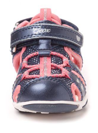 Geox dívčí sandály Agasim 24 modrá f107794af1