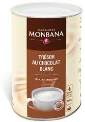 Monbana biela horúca čokoláda 500 g