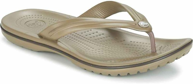 Crocs Crocband Flip Khaki M10 43-44
