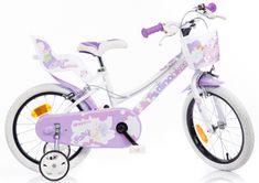 """Dino bikes 16"""" fialová"""