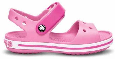 Crocs otroški sandali Crocband, roza, 25 - 26