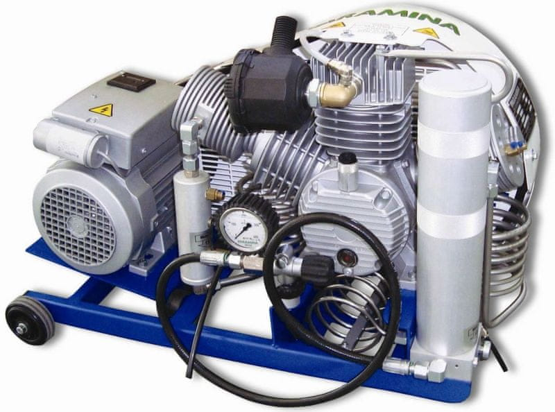 Kompresor MISTRAL M8 140 l/min, PARAMINA