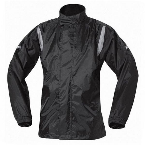Held nepromokavá bunda MISTRAL II vel.XL, černá, textilní