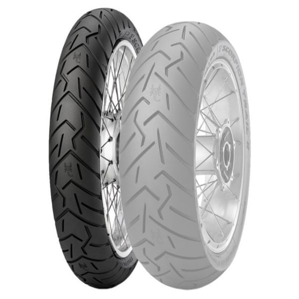 Pirelli 100/90 - 19 M/C TL 57V Scorpion Trail II přední