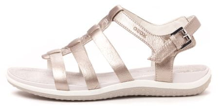 Geox ženski sandali Vega 39 zlata