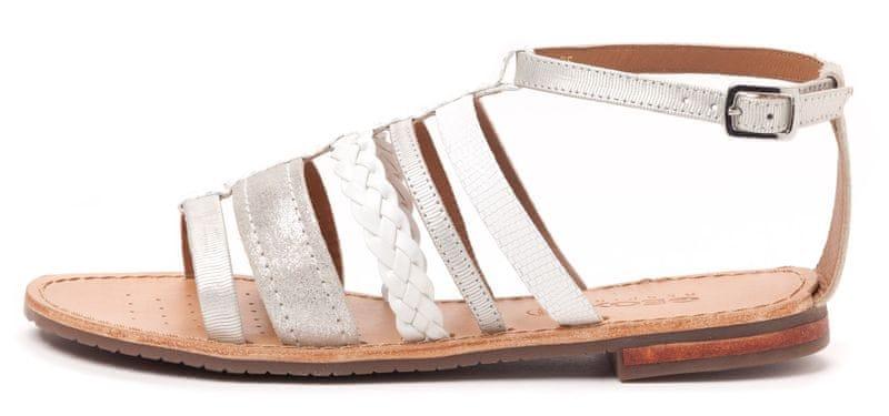 Geox dámské sandály Sozy 41 bílá