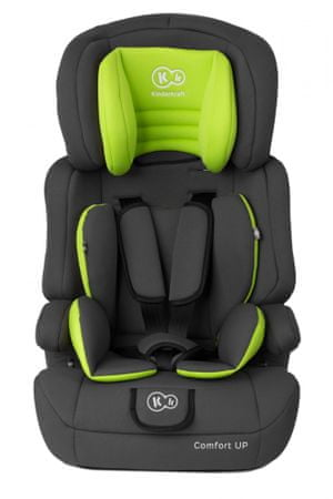 KinderKraft Fotelik Comfort UP, Lime