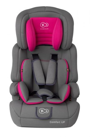 KinderKraft Fotelik Comfort UP, Pink