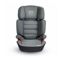 KinderKraft Fotelik samochodowy Junior Plus GREY-oxford