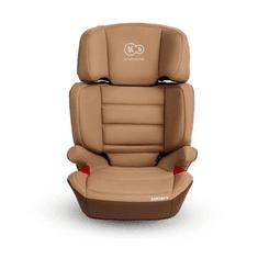 KinderKraft Fotelik samochodowy Junior Plus BROWN oxford