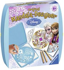 Ravensburger Disney Jégvarázs közepes mandala