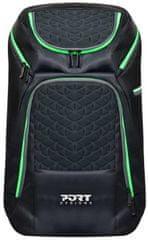 """Port Designs Herní batoh na notebook (17,3""""), černá"""