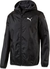 Puma ESS Solid Windbreaker M Black