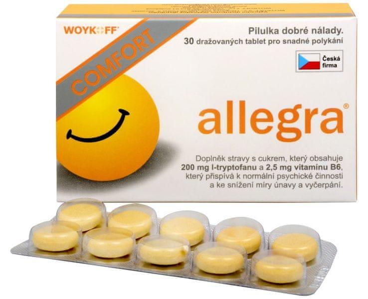 Woykoff Allegra Comfort 30 tbl.